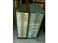 Filling cabinets x2 available