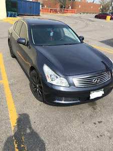 2007 Infiniti G35x AWD $6000 OR OBO PRICE REDUSED!!