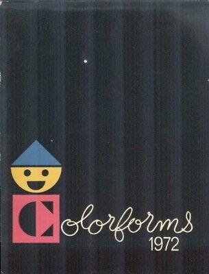 1972 Colorforms Product Catalog