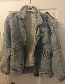 Vintage Rockstar Denim Jacket