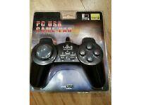 Game Controller Logic 3, PC USB Game- Pad