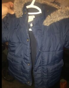 Boys winter coat and matching ski pants 25$ MOVING SALE
