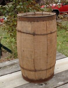 Nail Barrel in excellent condition
