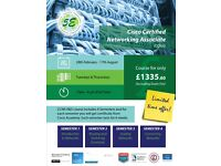 CCNA Course (200-125 CCNA: Interconnecting Cisco Networking Devices) - Authorized Cisco Academy