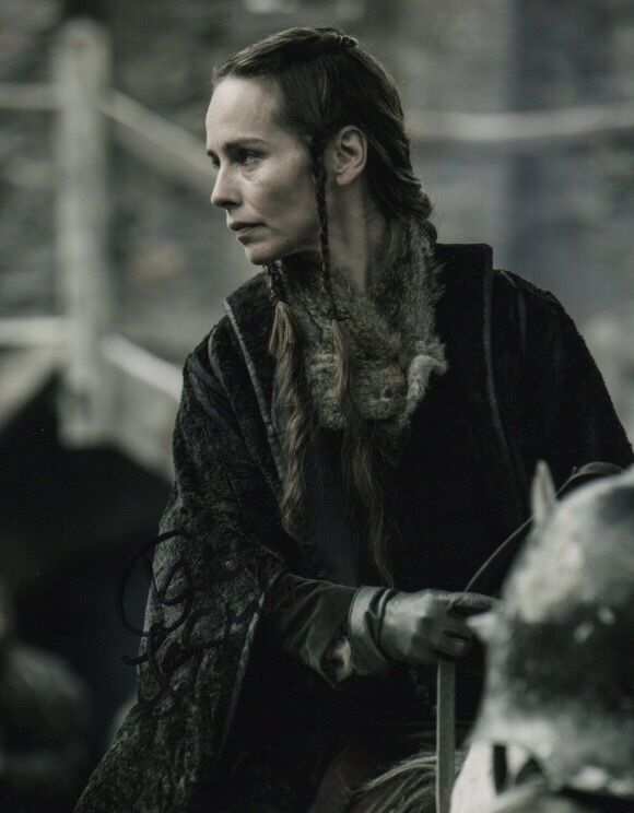 Tara Fitzgerald Game of Thrones Autographed Signed 8x10 Photo COA #5 w/Proof