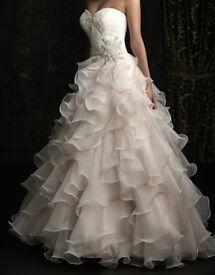 Wedding Dress - Allure 8955