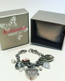 Beautiful bracelet watch