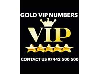 GOLD VIP MOBILE NUMBERS UK