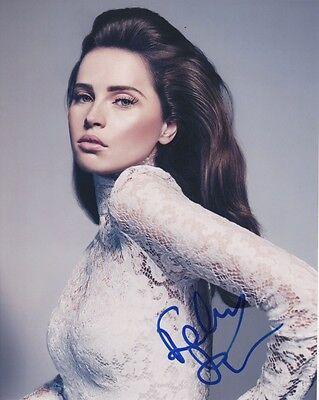Felicity Jones Sexy Autographed Signed 8X10 Photo Coa  6