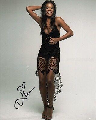 Gabrielle Union Bad Boys Autographed Signed 8X10 Photo Coa  5