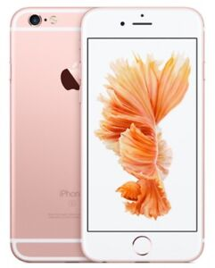 IPhone 6S Rose Gold 16Go 300$