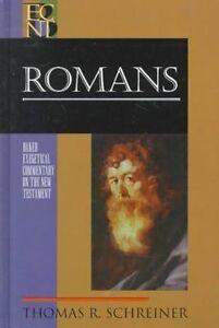 Schreiner-Thomas-R-Romans-BOOKH-NEW
