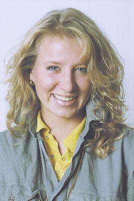 Foto Schauspieler CAROLIN VAN BERGEN  - Format 20x30 cm - Aufnahme von 1988