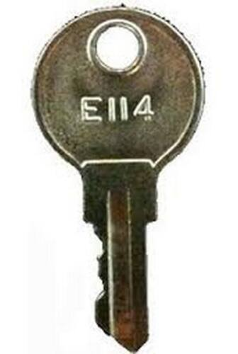 E114 Dispenser Key for Paper / Tissue / soap -  Fits units by ASI & others
