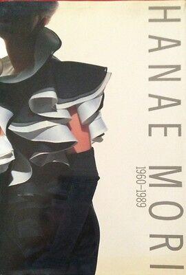 Hanae Mori (SIGNED)1960-1989 Book