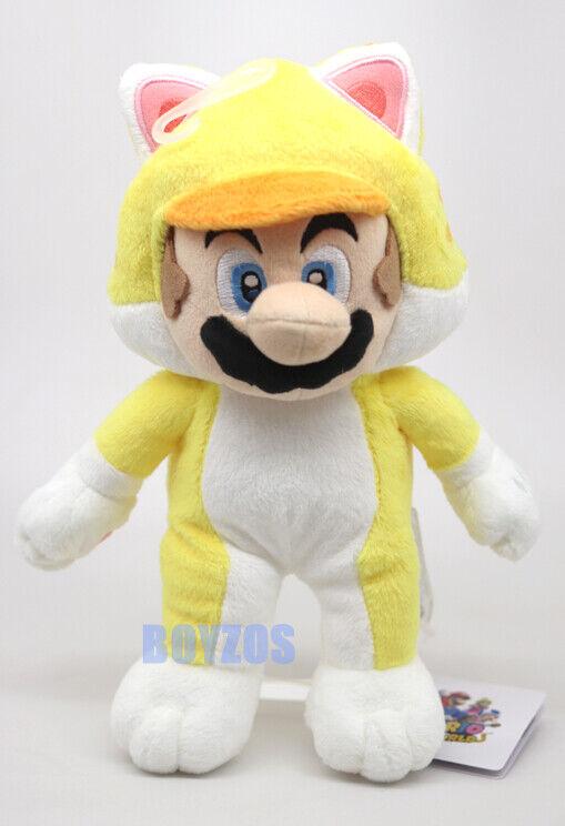 Little Buddy Toys Cat Mario 10 Plush 1371 Multi-Colored
