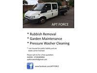 APT Force - Rubbish Removal/Garden Maintenance
