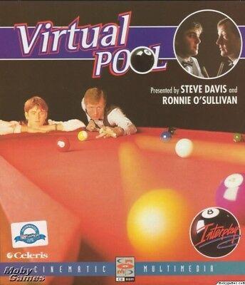 VIRTUAL POOL 1 +1 Click 32/64 Windows 10 8 7 Vista XP Install