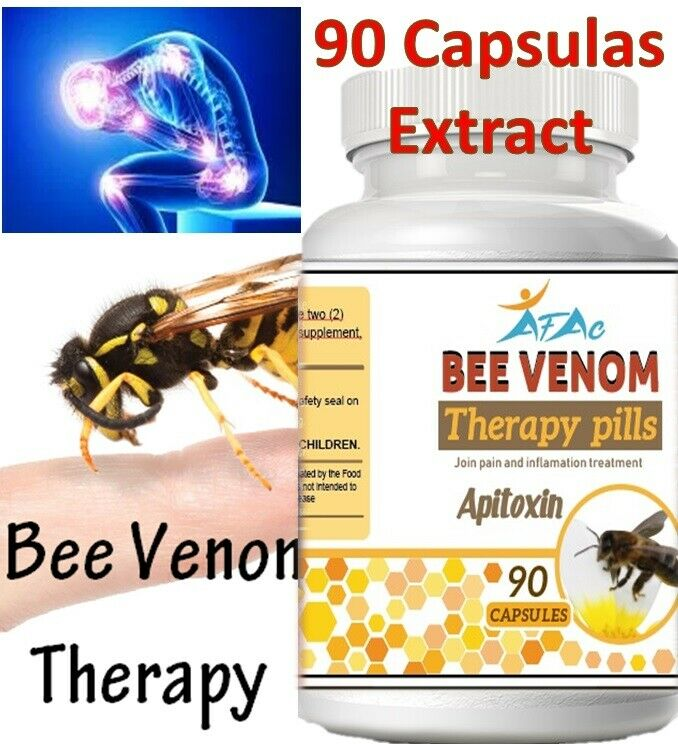 NATURAL PREMIUM BEE anti-inflammatory Miracle Arthritis Pain Relief Abee Therapy