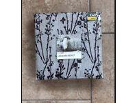 Next Mono Jacquard Single Bedset Duvet Cover+Case! Online Now! BNWT! RRP £40!