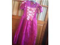 Tangle princess dress