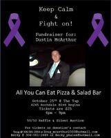 Keep Calm and Fight On - Fundraiser for Dustin McArthur