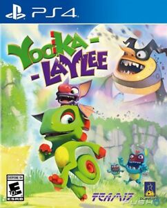 Yooka laylee for ps4