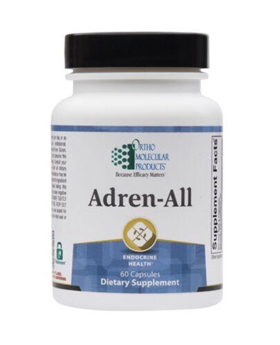 Ortho Molecular Adren-All 60 Capsules
