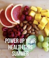 Summer Feels Great!  Nutrition and Wellness Plan