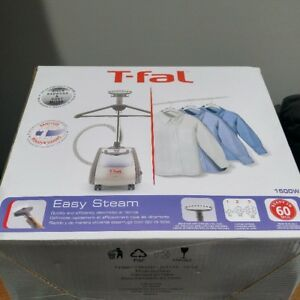 T-Fal Clothes Steamer with Rack - Brand NEW