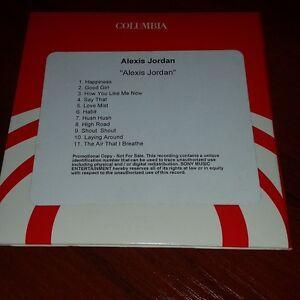 ALEXIS JORDAN - ALEXIS JORDAN - PROMO CD 11 TRACKS - <span itemprop='availableAtOrFrom'>Warszawa, MAZOWIECKIE, Polska</span> - ALEXIS JORDAN - ALEXIS JORDAN - PROMO CD 11 TRACKS - Warszawa, MAZOWIECKIE, Polska
