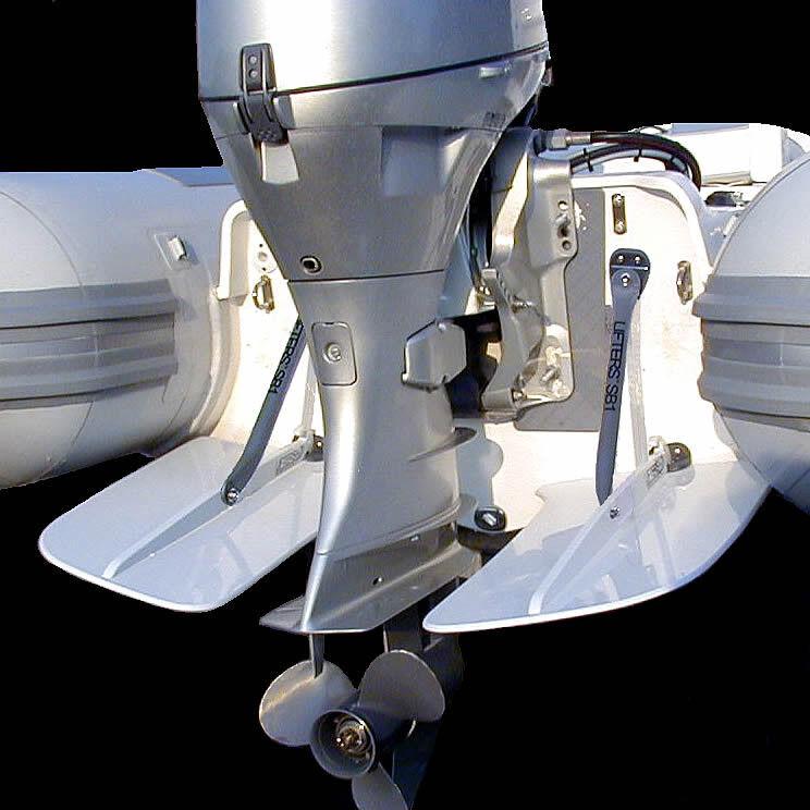 транцевая плита для лодочного мотора