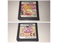 Nintendo DS Game Bundle - Big Brain Academy & My Baby Girl