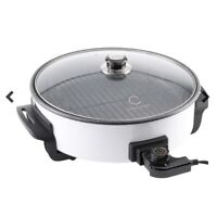 Curtis Stone Dura-electric rapid skillet 14 inch