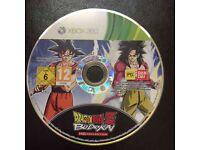 Dragonball Z Budokai Xbox 360 Game