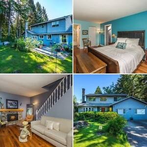VERY HOMEY Two Levels 2 Bedroom 2 Bath + Huge Family Room (Can b