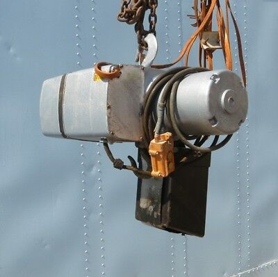 12 Ton Yale Electric Chain Hoist Good Cheap Baltimore Maryland