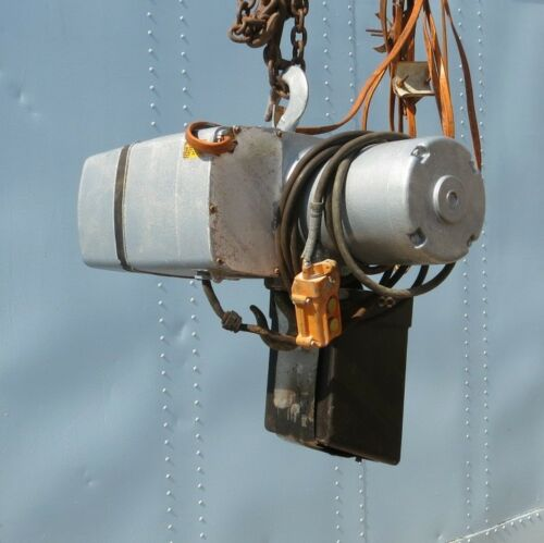 1/2 Ton Yale electric chain hoist good & Cheap Baltimore Maryland