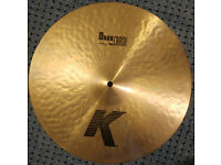 "Zildjian K Custom 16"" Dark Crash Thin"