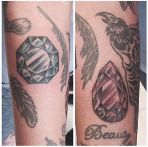 TATTOOS from $60 at 3140 Dundas St. West , Junction PRO SHOP