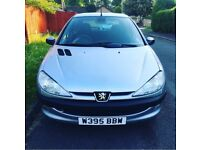 Peugeot 206 10month Mot Good Runner