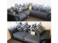 Shanon Corner Sofa or 3 + 2 sofa set