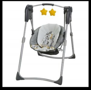 Graco Slim Spaces baby swing