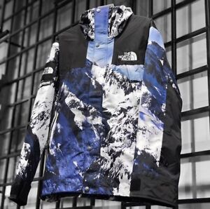 Supreme x North Face Mountain Collection windbreaker
