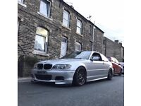 BMW E46 318Ci 2.0 M-Sport / Swap for E36