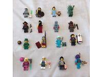 Lego minifigures series 6
