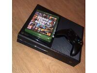 Xbox one 500gb with GTA V