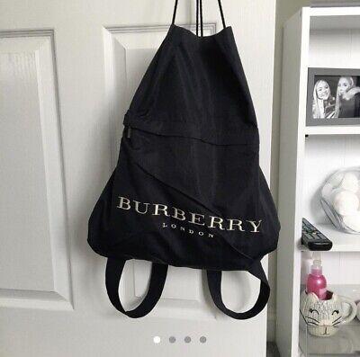 Burberry London Vintage Packaway Rain Mac