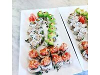 EXPERIENCED SUSHI CHEF REQUIRED ��� TO WORK ALONGSIDE FAMOUS EX UNI RESTAURANT HEAD CHEF!!