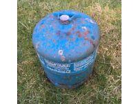 Campingaz bottle 2.72 empty ideal refill